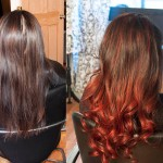 Ombre: Before and After 2