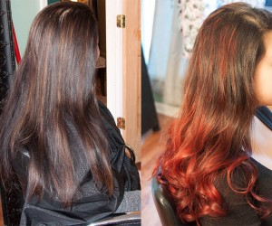 Ombre: Before and After 1